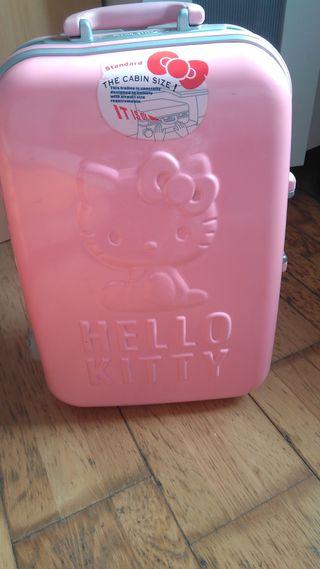 """Maleta """" Hello Kitty"""""""