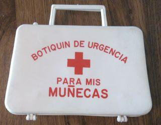 botiquín urgencias para tus muñecas