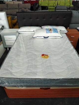colchón viscoelastic