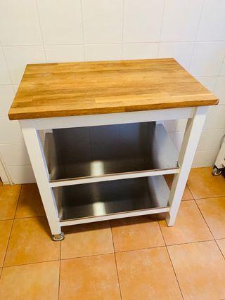 Mesa auxiliar Carrito IKEA STENSTORP