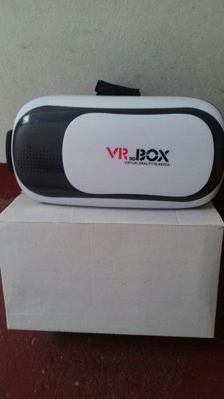 Gafas R. Virtual