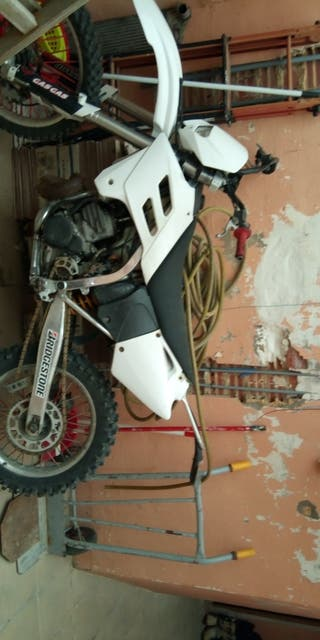 moto enduro gas gas