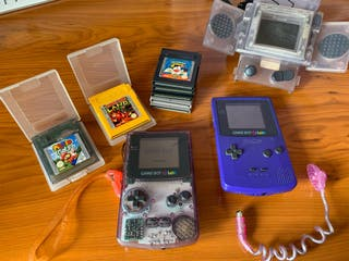 GAME BOY COLOR NINTENDO con regalo
