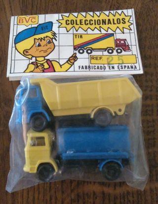 Camion en blister