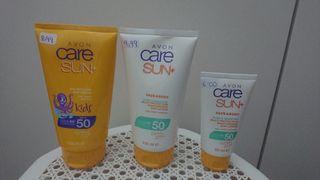 productos avon care sun+