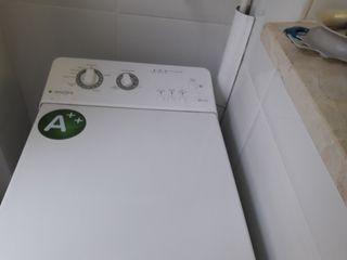 lavadora de carga superior como nueva
