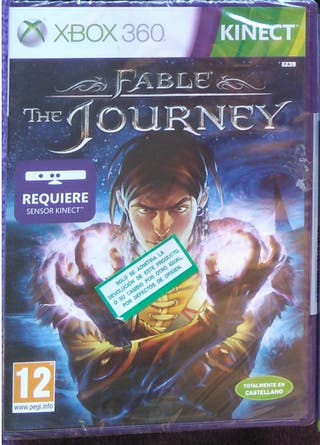 FABLE THE JOURNEY XBOX 360 NUEVO