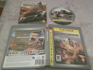 MOTORSTORM PLATINUM ESSENTIALS PS3 PLAY