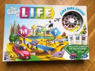 Juego de mesa 'Life'