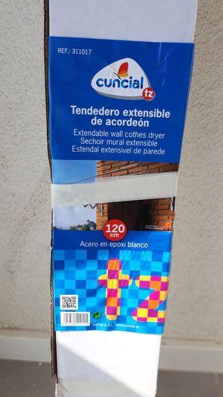 Tendedero pared