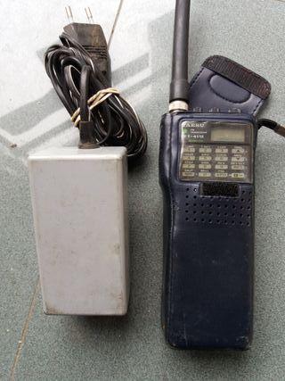 VHF 144Mhz de radio aficionado