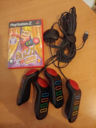 juego y mandos ps2