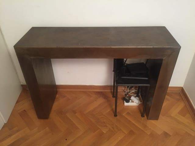 Consola mueble recibidor