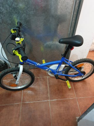 Se vende bici infantil