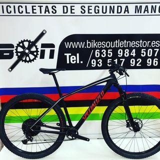 Bicicleta Specialized epic ht carbon 29