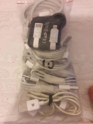 bolsa de cables USB ipod iphone