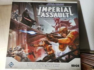 Star Wars Imperial Assault + Han Solo y Chewbacca