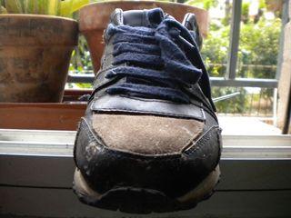 Zapatos Louis Vuitton X Nike AIR Vintage