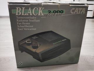 Calefactor-Termoventilador Black 2000