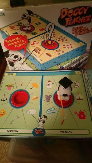 juego de mesa educativo