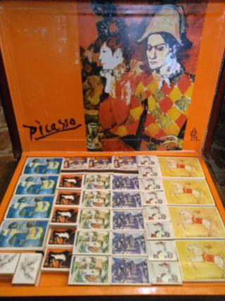 Colección Picasso Cajetillas