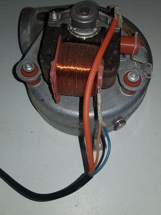 recuperador de energia electrica CALDERA