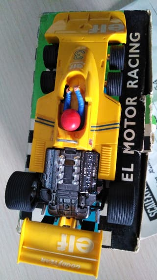 Scalextric exin coche Tyrrell p 34 f1