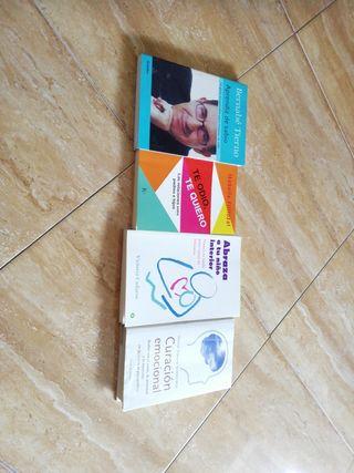 libros autoayuda variado
