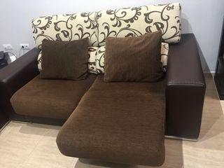 Conjunto sofa 3+2 Pedro Ortiz