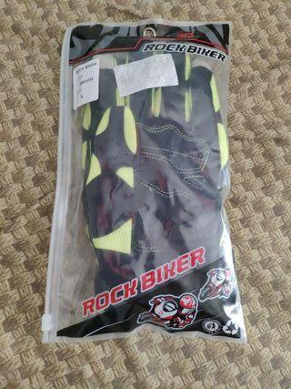 guantes verano moto