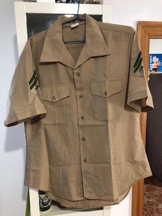Camisa militar USMC