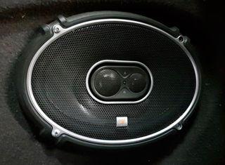 "Altavoces 6x9"", JBL GTO 938 100 W RMS"