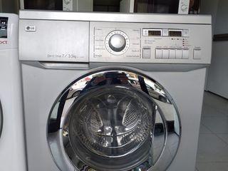 lavadora +secadora con garantía +transporte