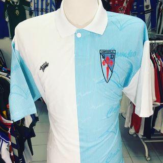 Camiseta SD Compostela 1995 Zico Futbol