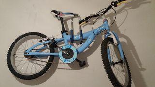 Bicicleta para niños de 3 a 6 años