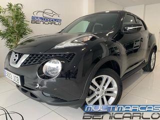 Nissan Juke 1.5dCi NTec 4x2 desde 165 euros/mes