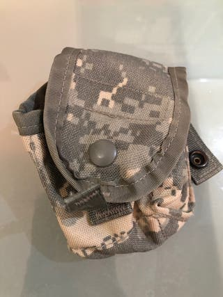Funda granada de mano. Sistema MOLLE