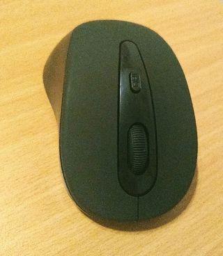 ratón inalámbrico bluetooth