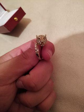 vendo anillo