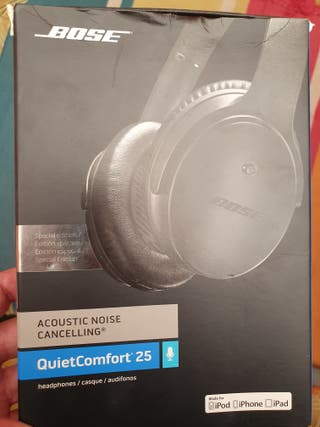 bose quiet comfort 25 edición especial
