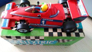 Scalextric exin coche Brabham bt