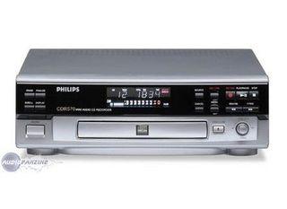 Grabadora CD Philips CDR570