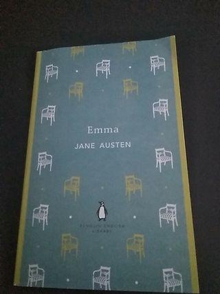 Libro: Emma de Jane Austen