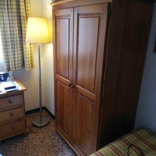 habitación individual completa