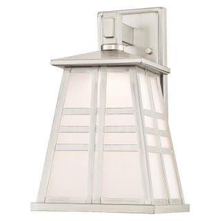 Lámpara de Pared para Exteriores con LED