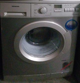 lavadora de 7 kilos 1200 revoluciones Siemens