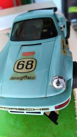 Scalextric exin coche Porsche carrera rs