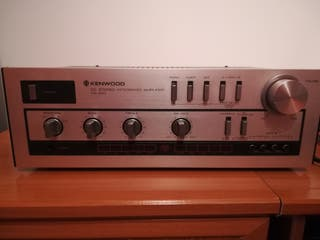 Equipo de música Kenwood, tocadiscos Ocnoson