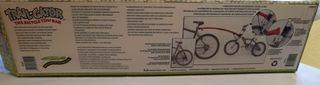 Remolque para bicicletas infantiles