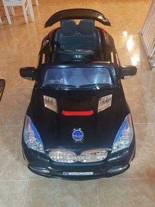 COCHE DE BATERIA BMW X8